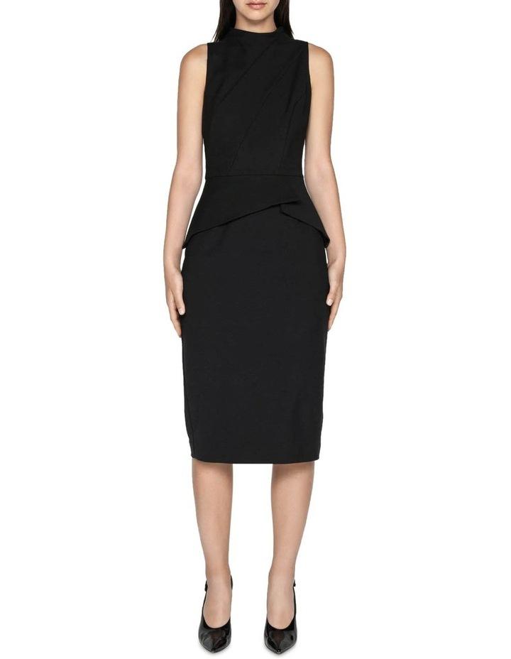 Cotton Blend Pencil Dress image 1