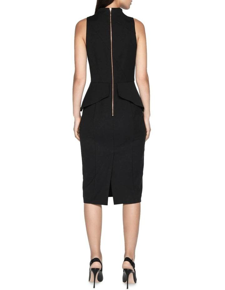 Cotton Blend Pencil Dress image 3