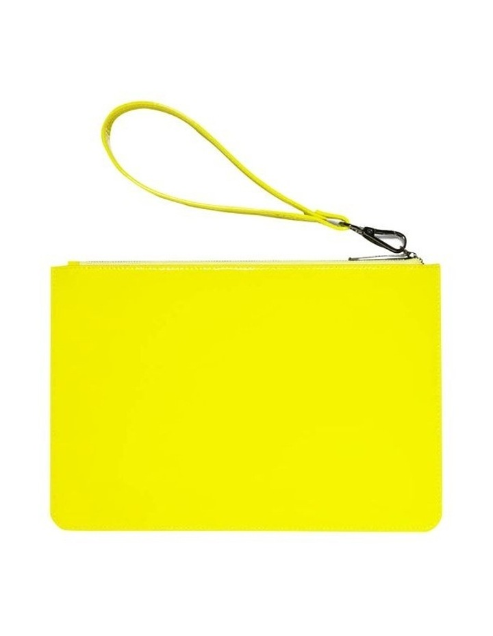 Neon Yellow Clutch image 1