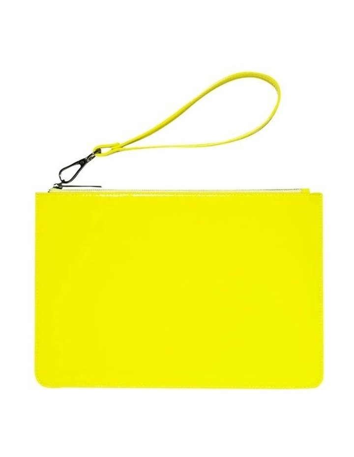 Neon Yellow Clutch image 2