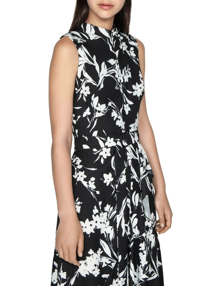 Silhouette Longline Frill Dress image 2