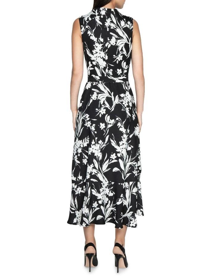 Silhouette Longline Frill Dress image 3