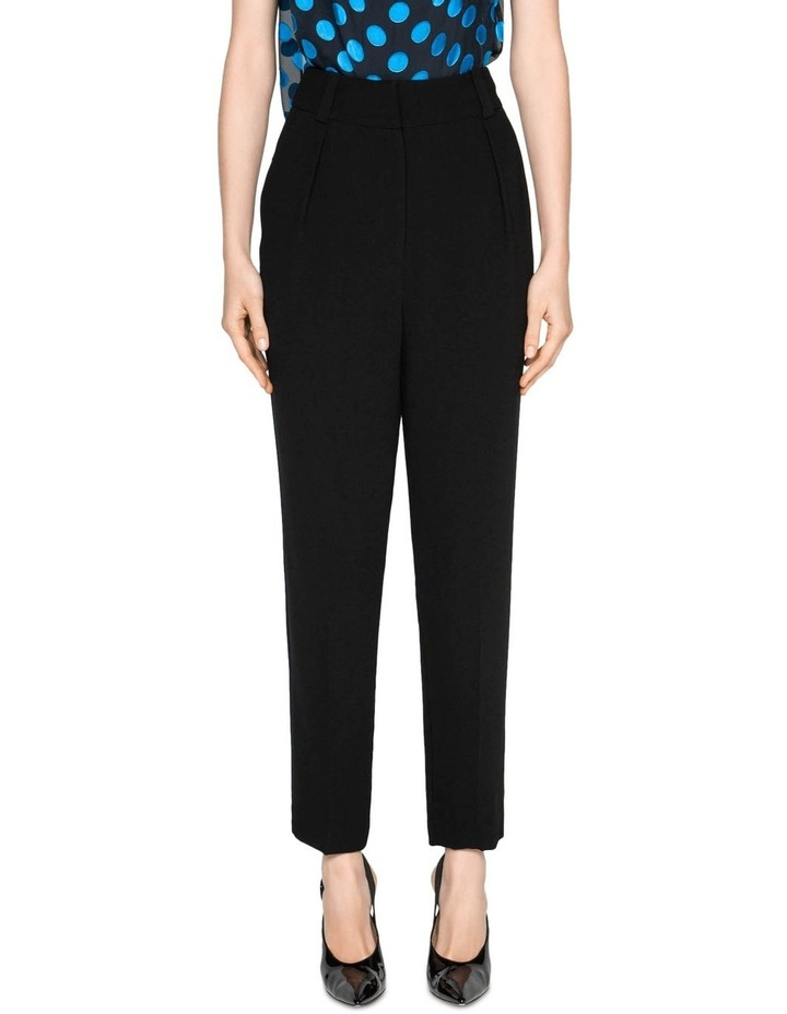 Crepe Tapered Trouser image 2