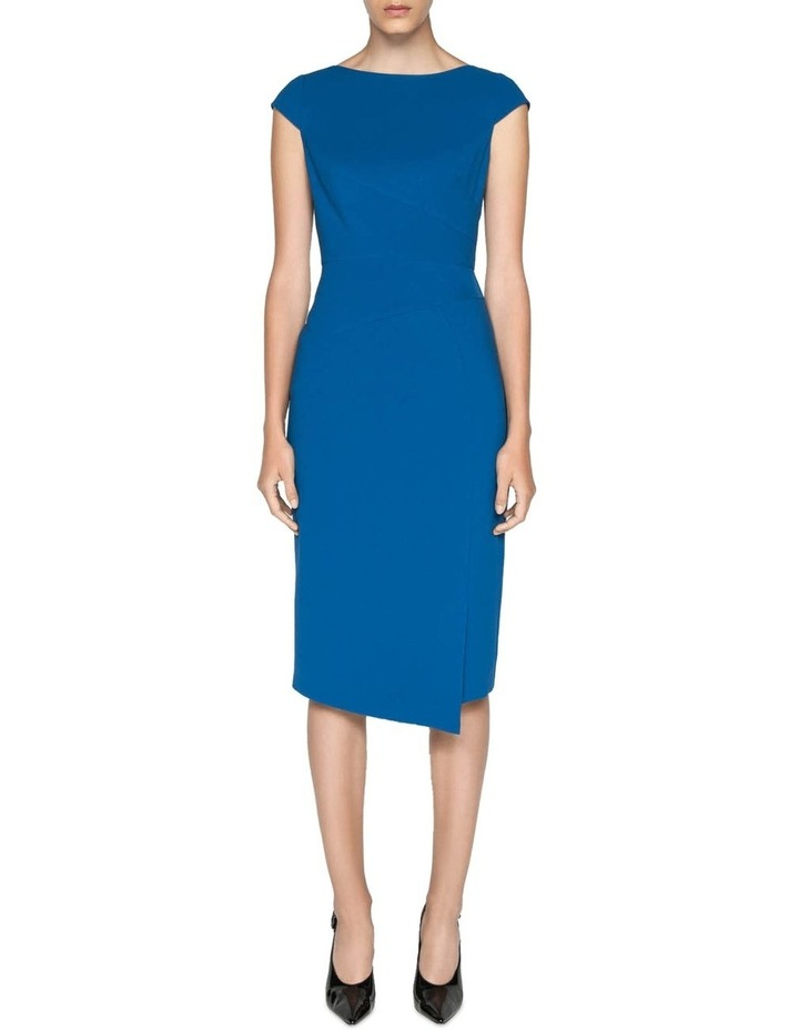 Fanned Dart Pencil Dress image 1
