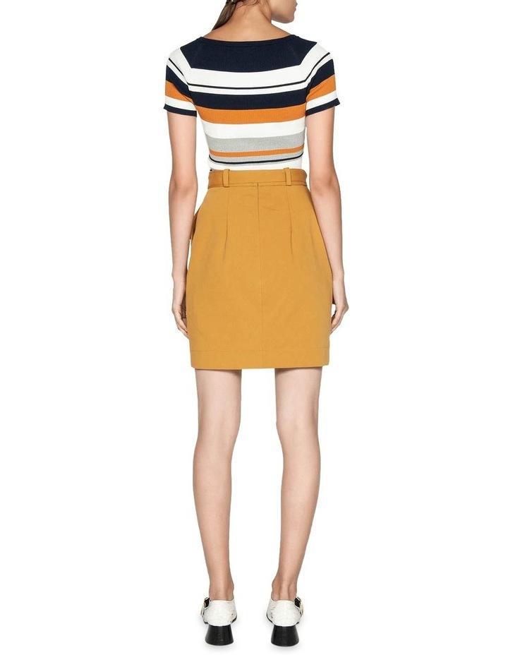 Belted Mini Skirt image 3