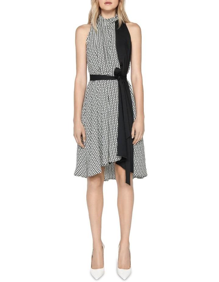Brushstroke Layered Dress image 1
