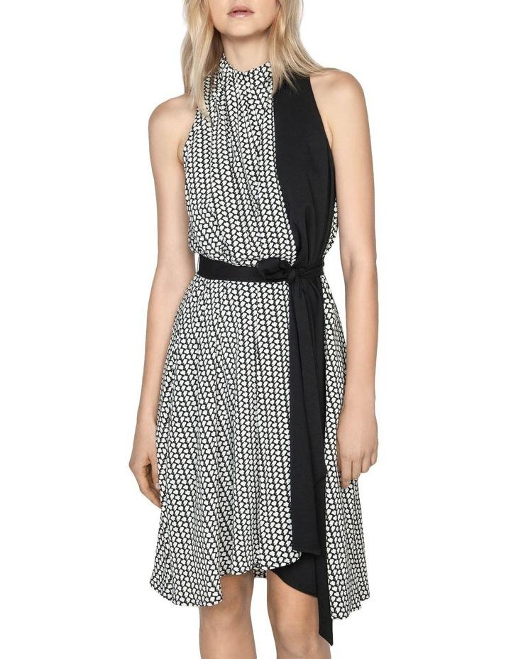 Brushstroke Layered Dress image 2