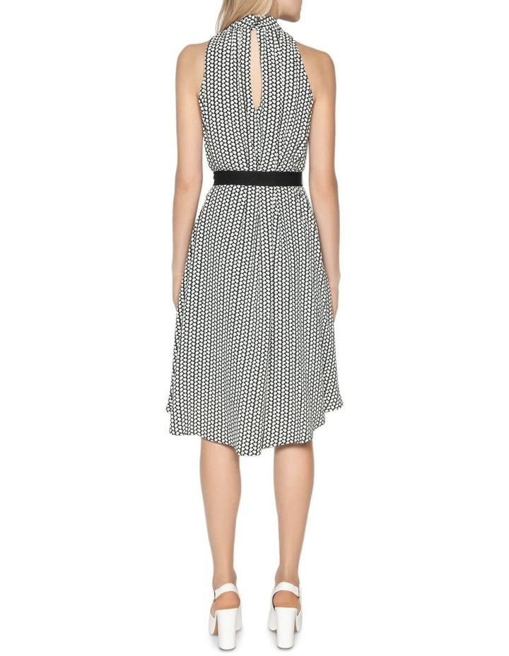 Brushstroke Layered Dress image 3
