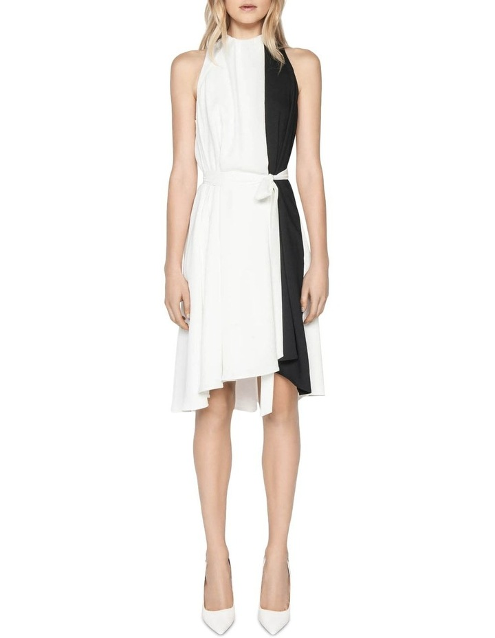 Monochrome Layered Dress image 1