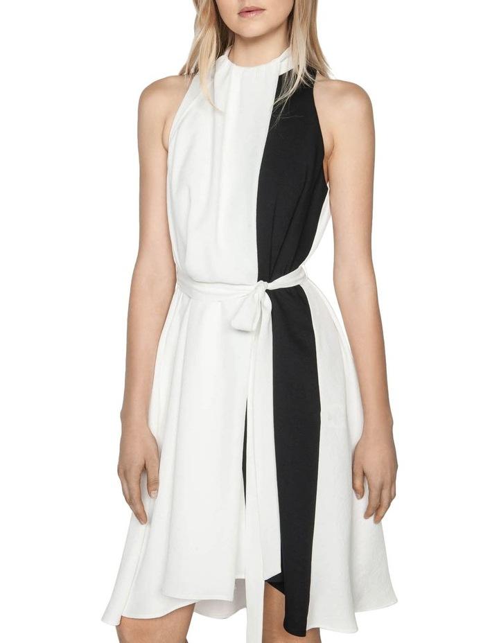 Monochrome Layered Dress image 2