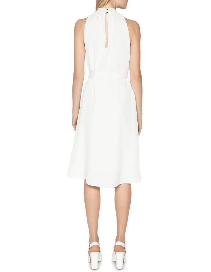 Monochrome Layered Dress image 3