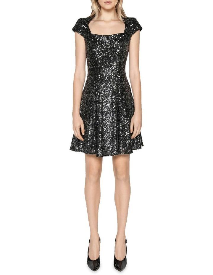 Iridescent Sequin Dress image 1