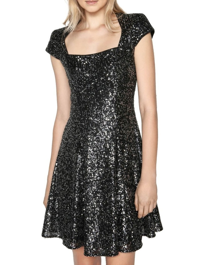 Iridescent Sequin Dress image 2