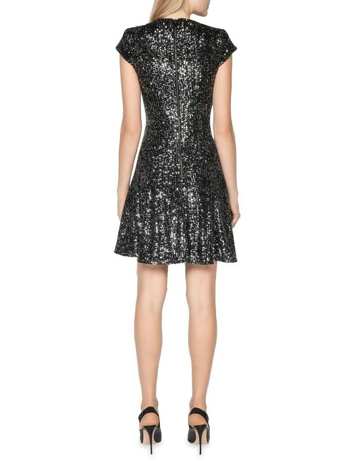 Iridescent Sequin Dress image 3
