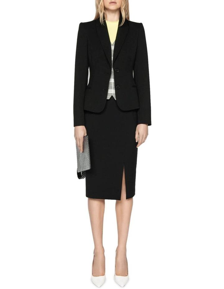 Asymmetric Waist Tuck Skirt image 1