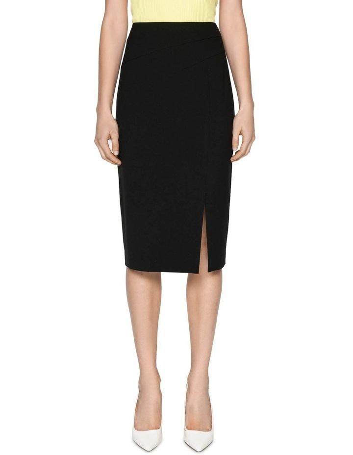 Asymmetric Waist Tuck Skirt image 2