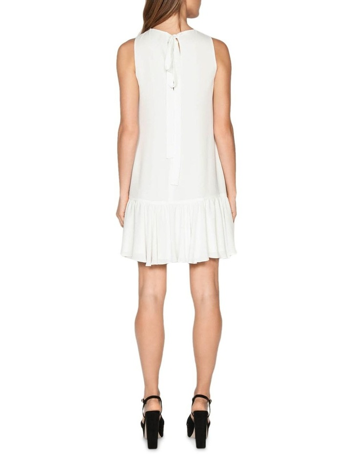 Frilled Hem Mini Dress image 3