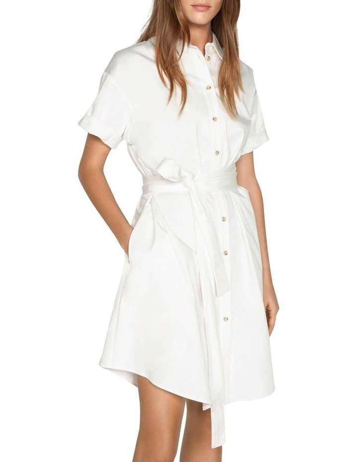 Belted Shirt Dress image 2