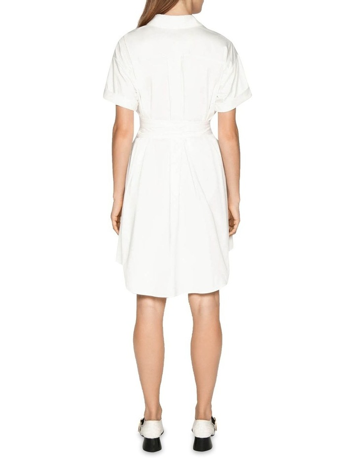 Belted Shirt Dress image 3