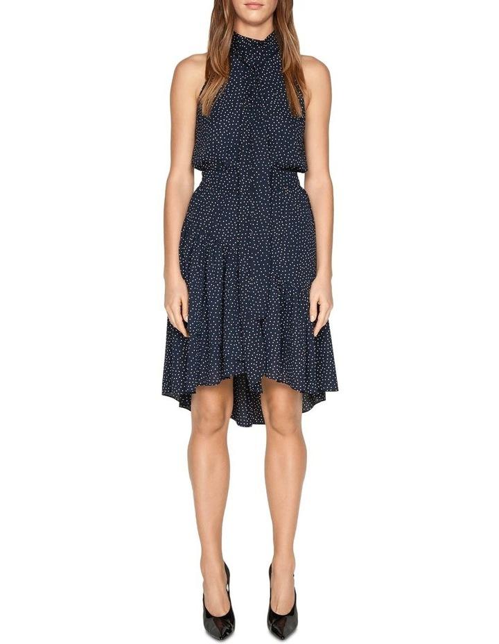 Spot Georgette Dress image 1