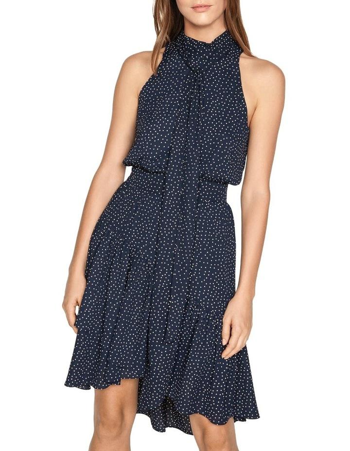 Spot Georgette Dress image 2