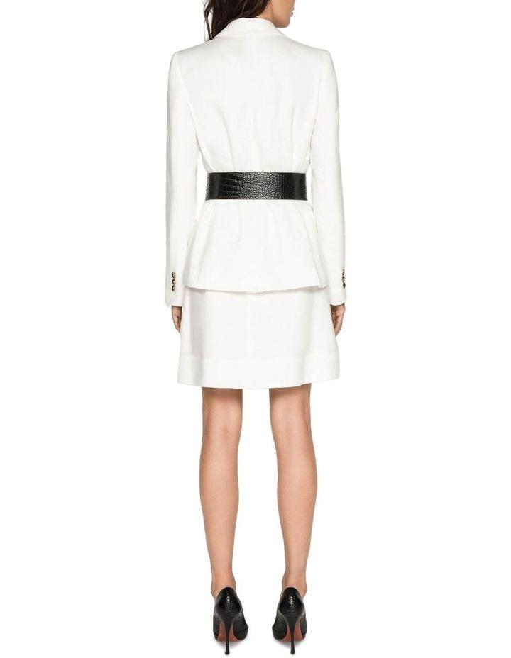 Belted Linen Skirt image 3