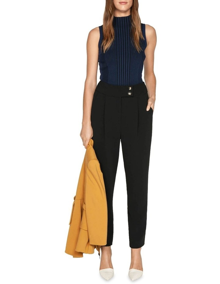 Crepe Tapered Pant image 1