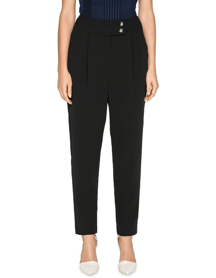 Crepe Tapered Pant image 3