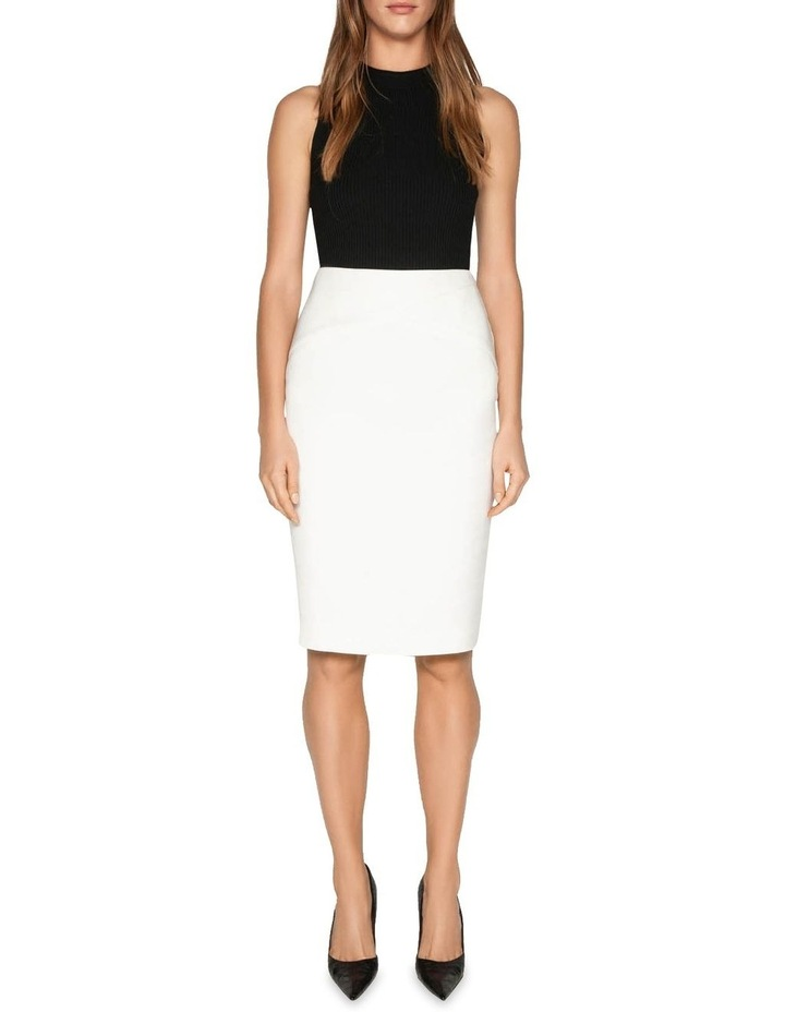 Double Weave Pencil Skirt image 1