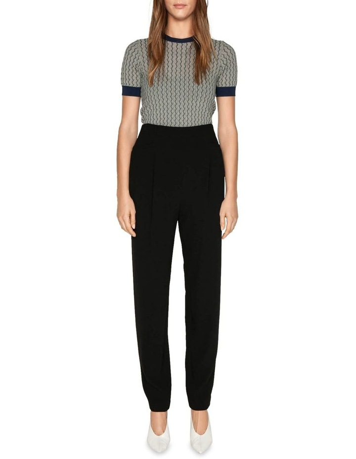Crepe High Waisted Pant image 1