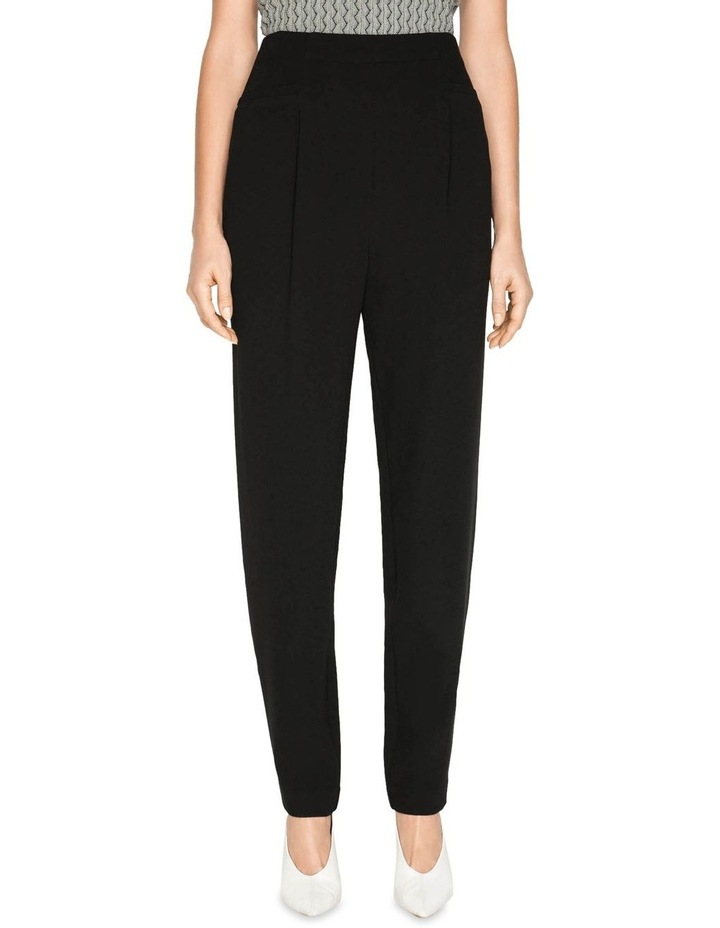 Crepe High Waisted Pant image 2