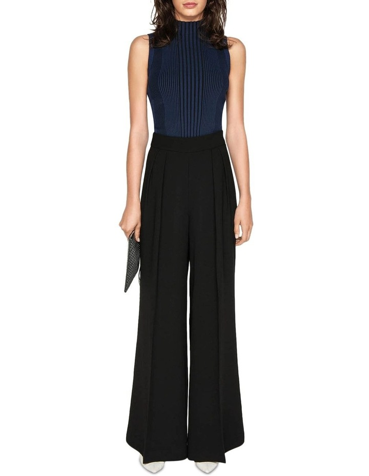 Crepe Tuck Front Pant image 1
