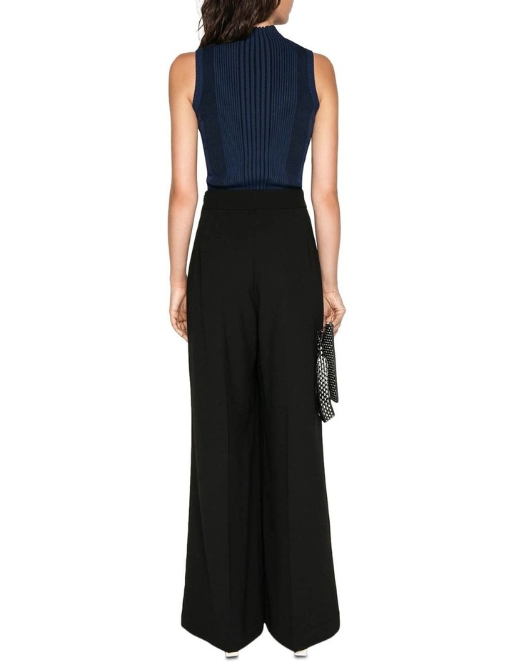 Crepe Tuck Front Pant image 3
