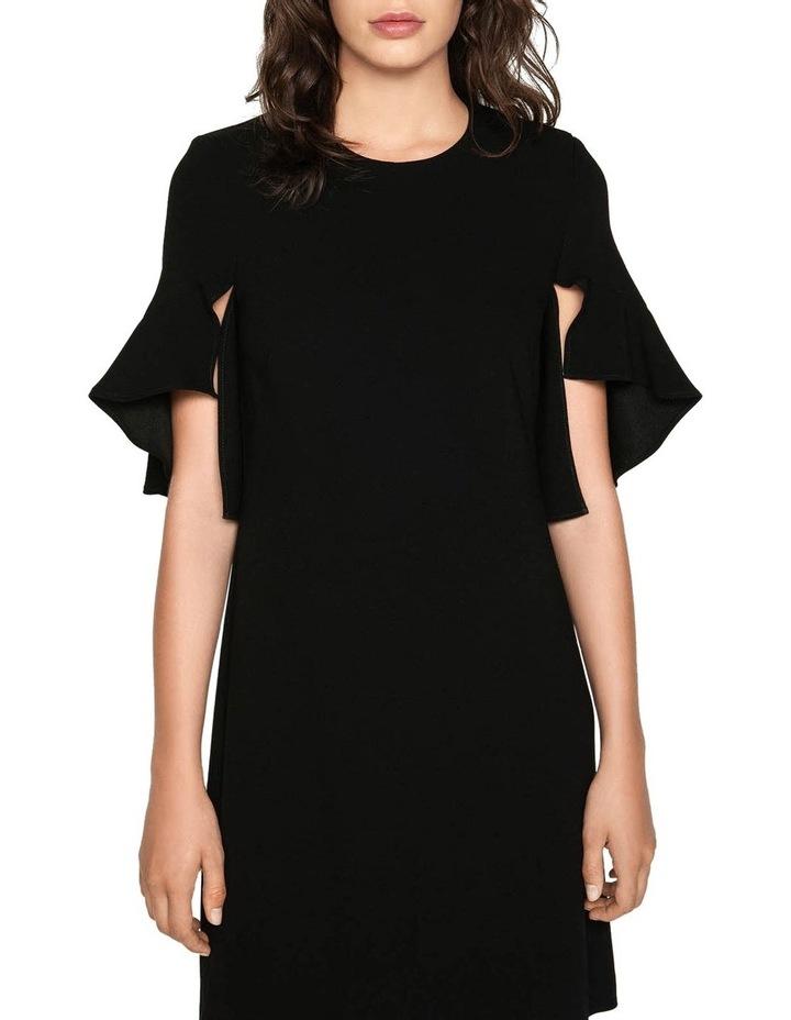 Crepe Split Sleeve Dress image 2