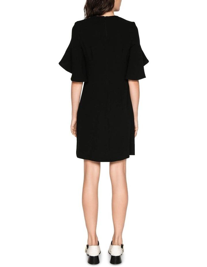 Crepe Split Sleeve Dress image 3