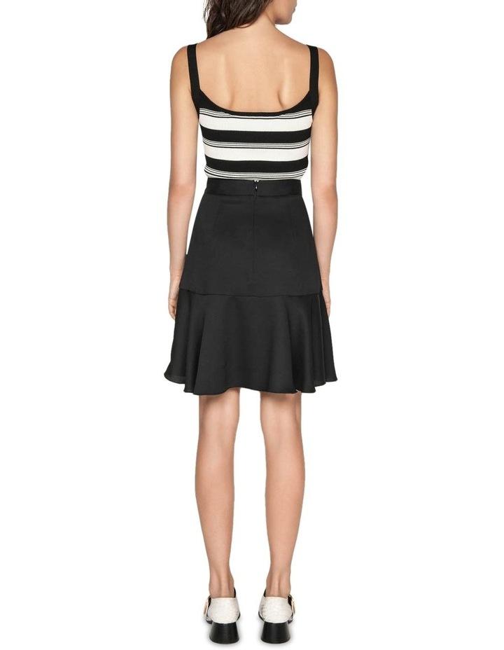 Frilled Hem Wrap Skirt image 3