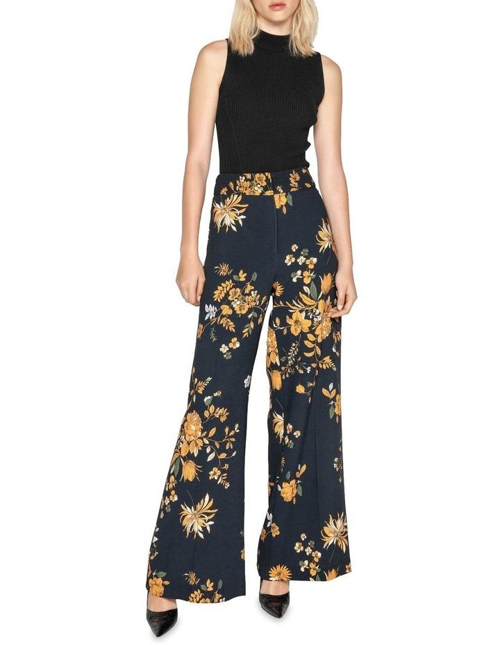 Golden Rose Wide Leg Pant image 1