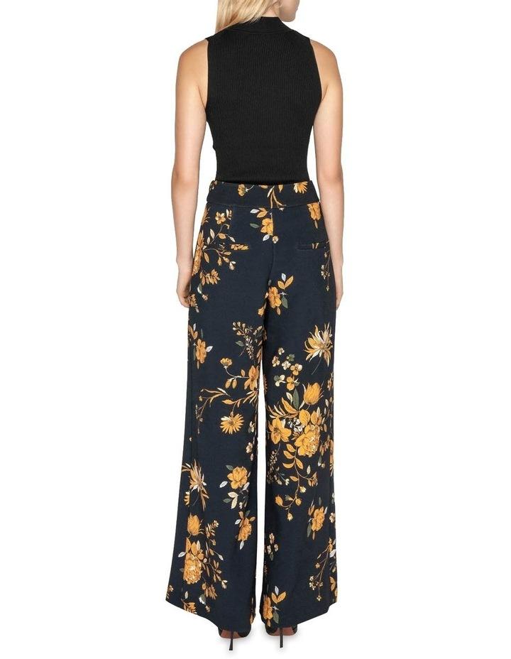 Golden Rose Wide Leg Pant image 3