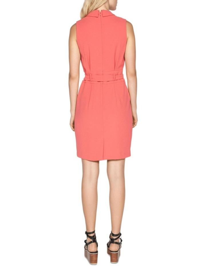 Crepe Wrap Front Dress image 3