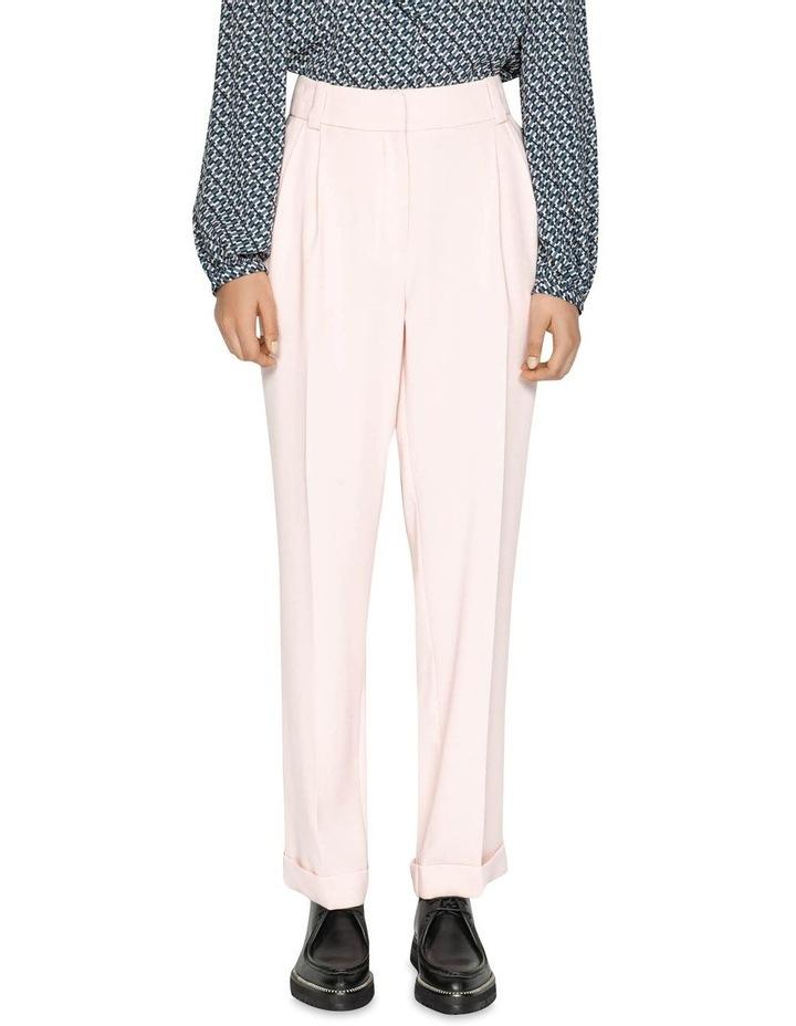 Pink Straight Leg Trouser image 2