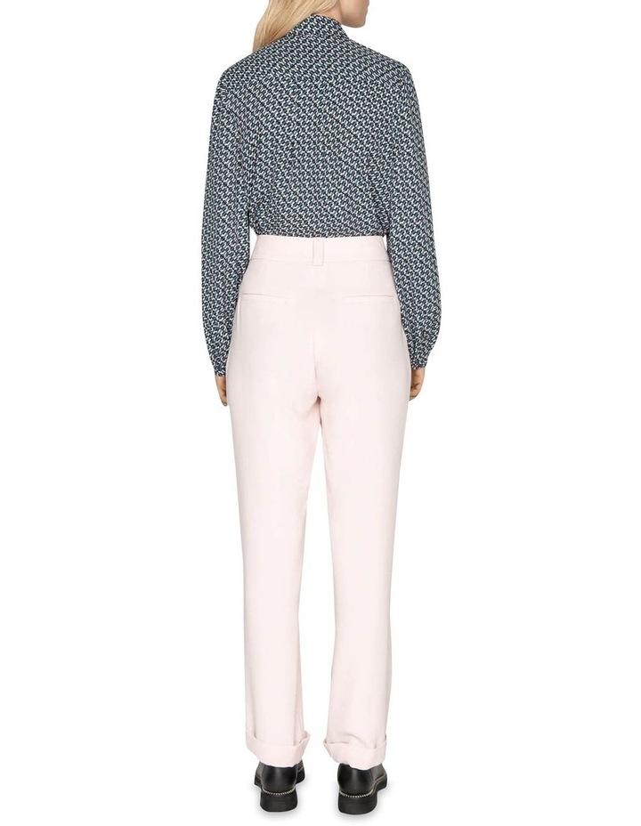 Pink Straight Leg Trouser image 3