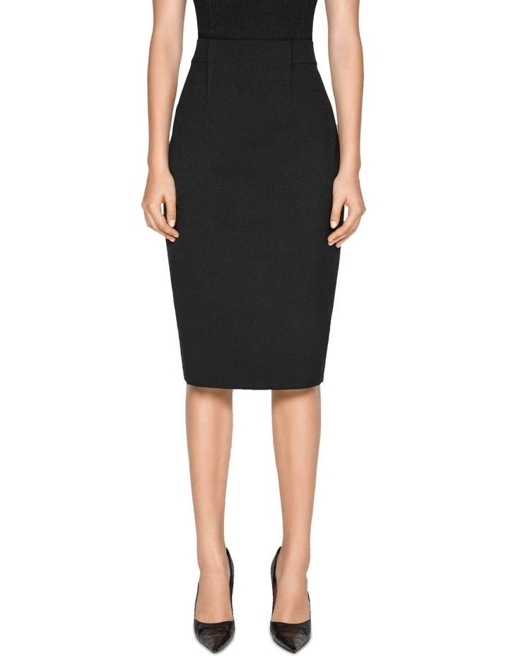 High Waisted Pencil Skirt image 5