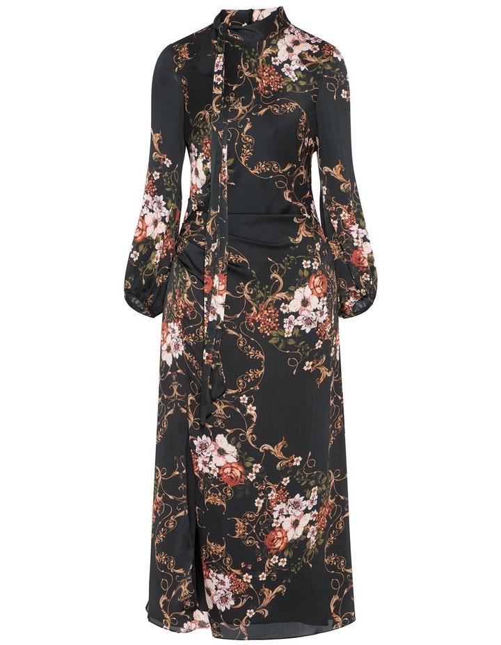 Filigree Rose Midi Dress image 5