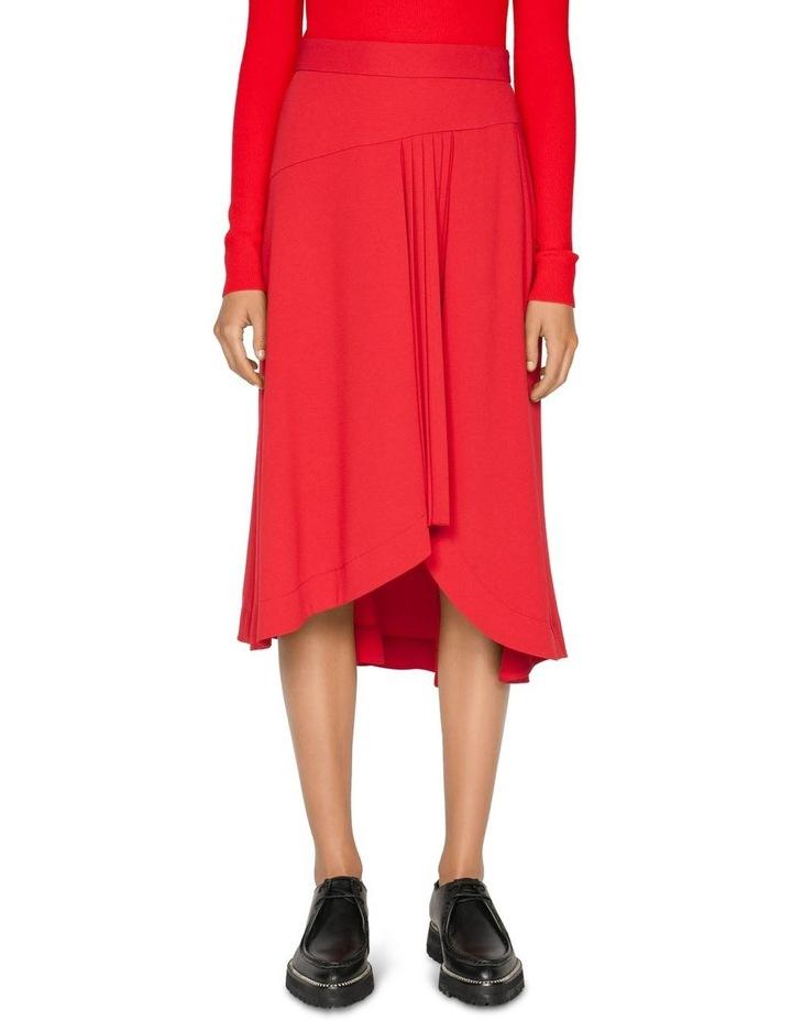Ruby Pleated Midi Skirt image 2