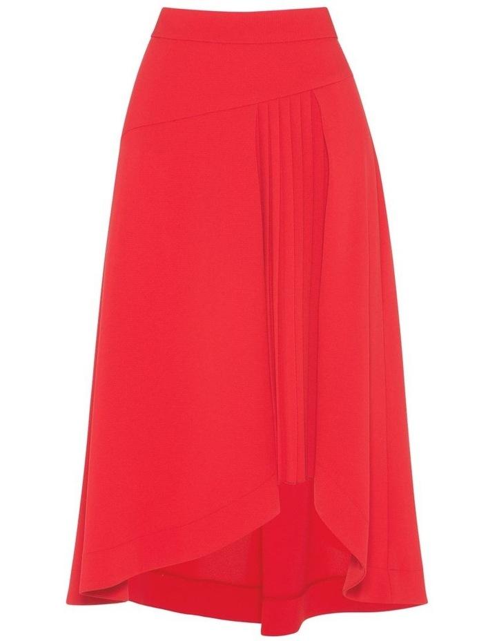 Ruby Pleated Midi Skirt image 4