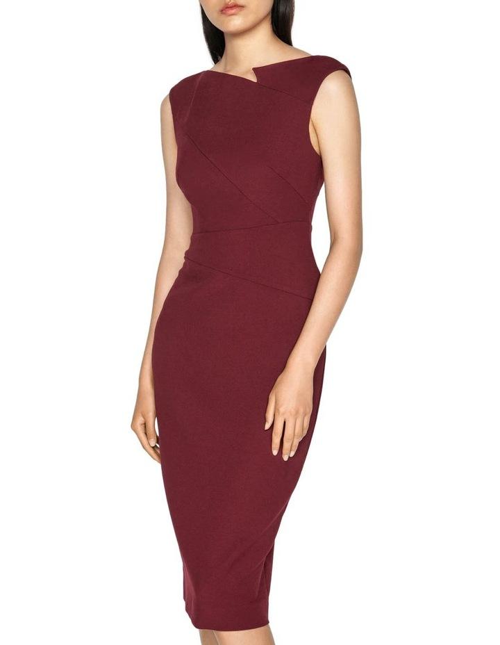 Asymmetrical Pencil Dress image 2