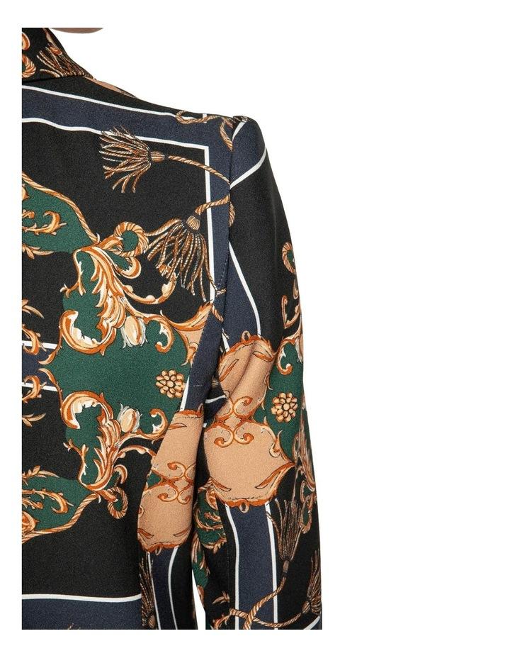 Golden Baroque Blazer image 4