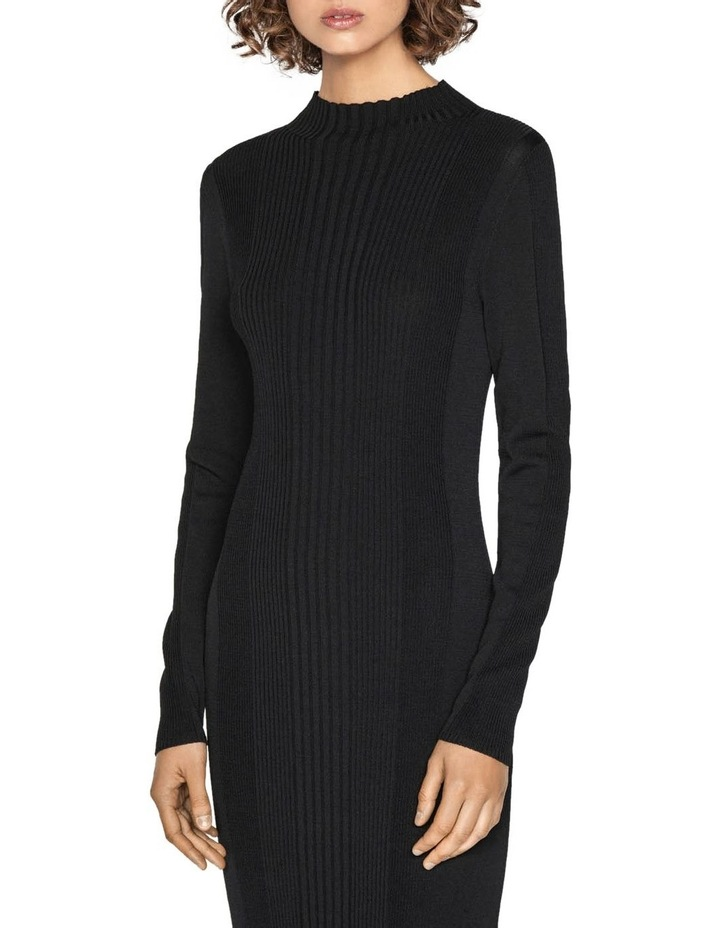 Rib Knit Dress image 2