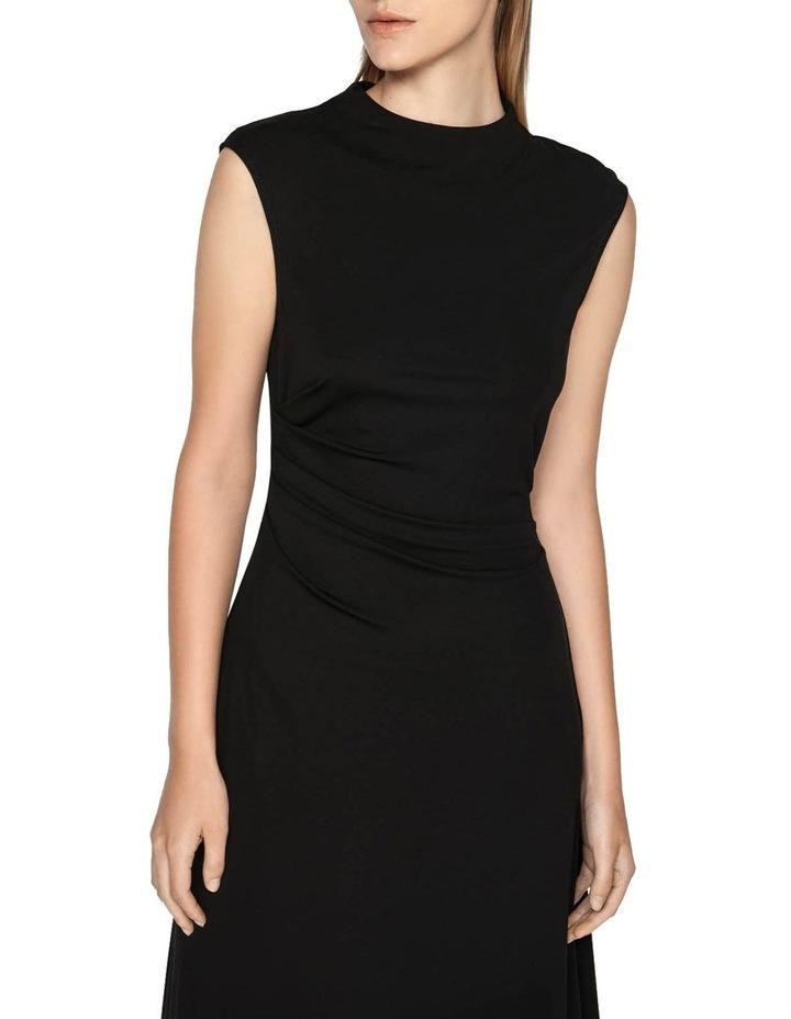 Jersey Draped Waist Dress image 2