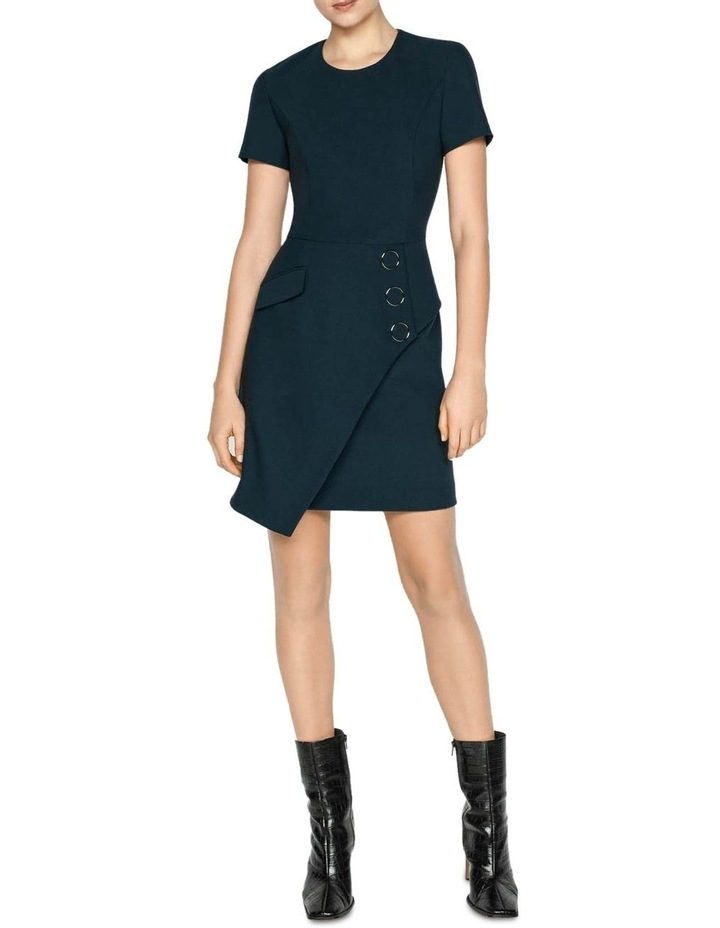 Ring Snap A-line Dress image 1